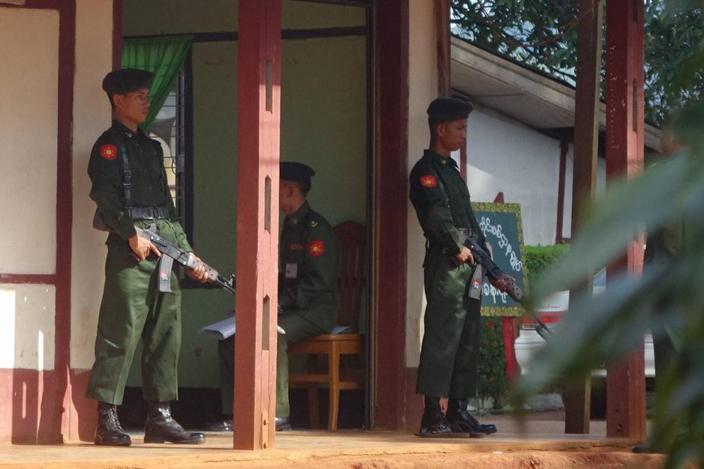 Military Tribunal in Burma