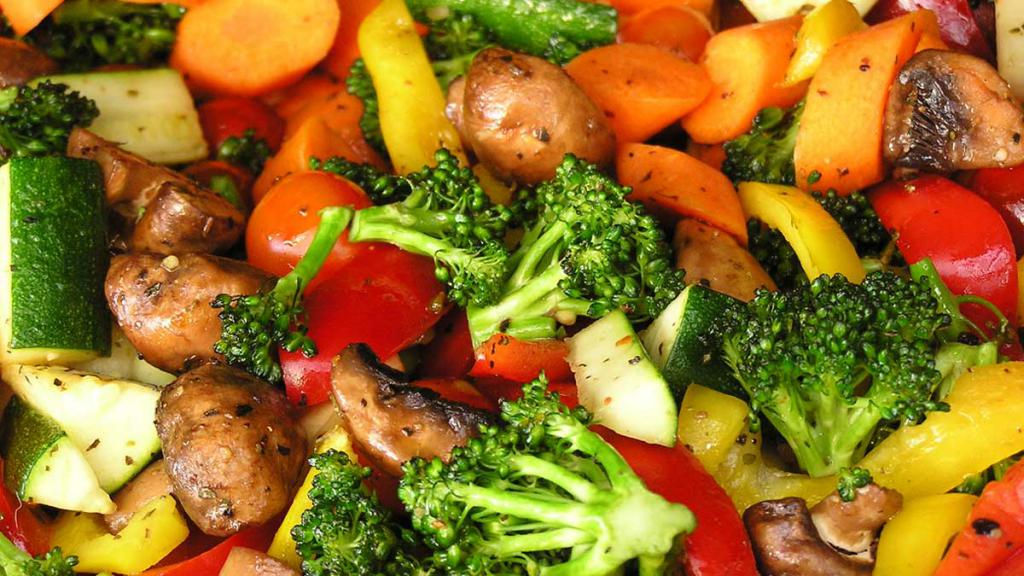 Vegetables are useful for dermatitis.