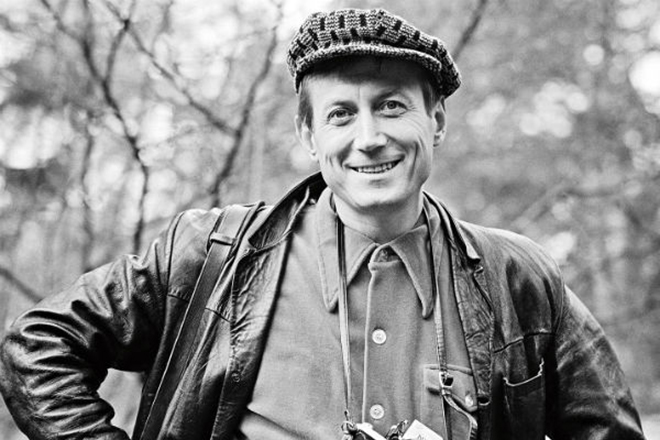 Yevgeny Yevtushenko in his youth