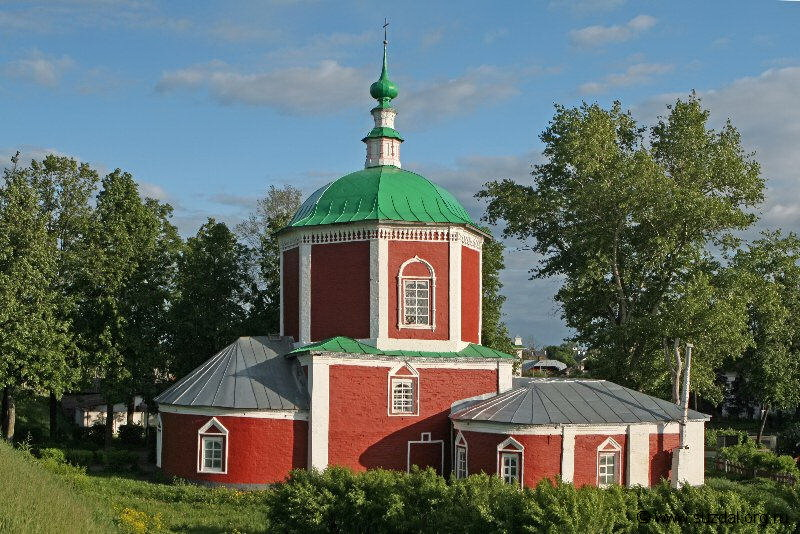 Church of the Assumption Suzdal