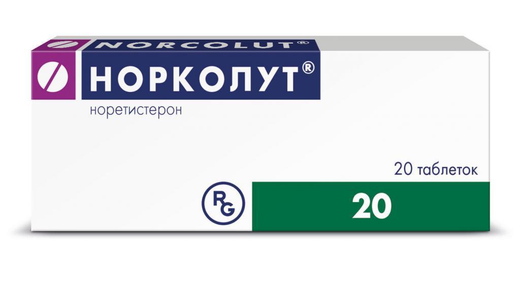 norkolut tablets