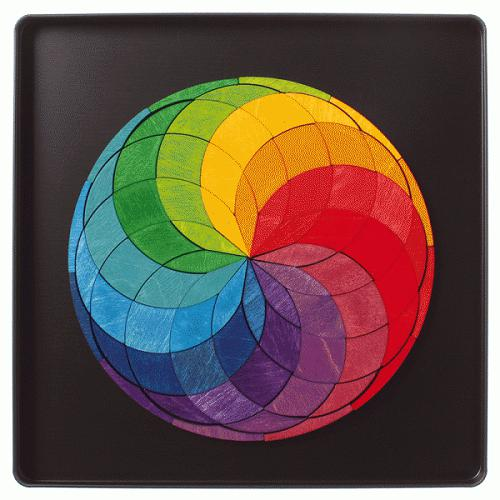 Grimms Magnetic Spiral Puzzle