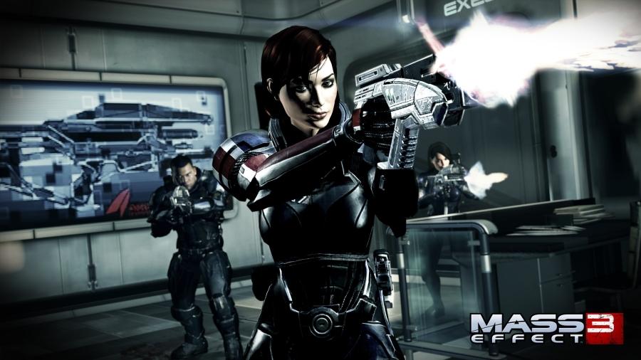 Voice Effect Mass Effect 3