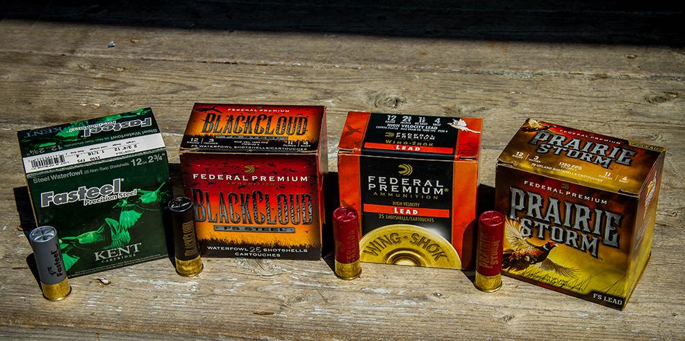 shot hunting manufacturers