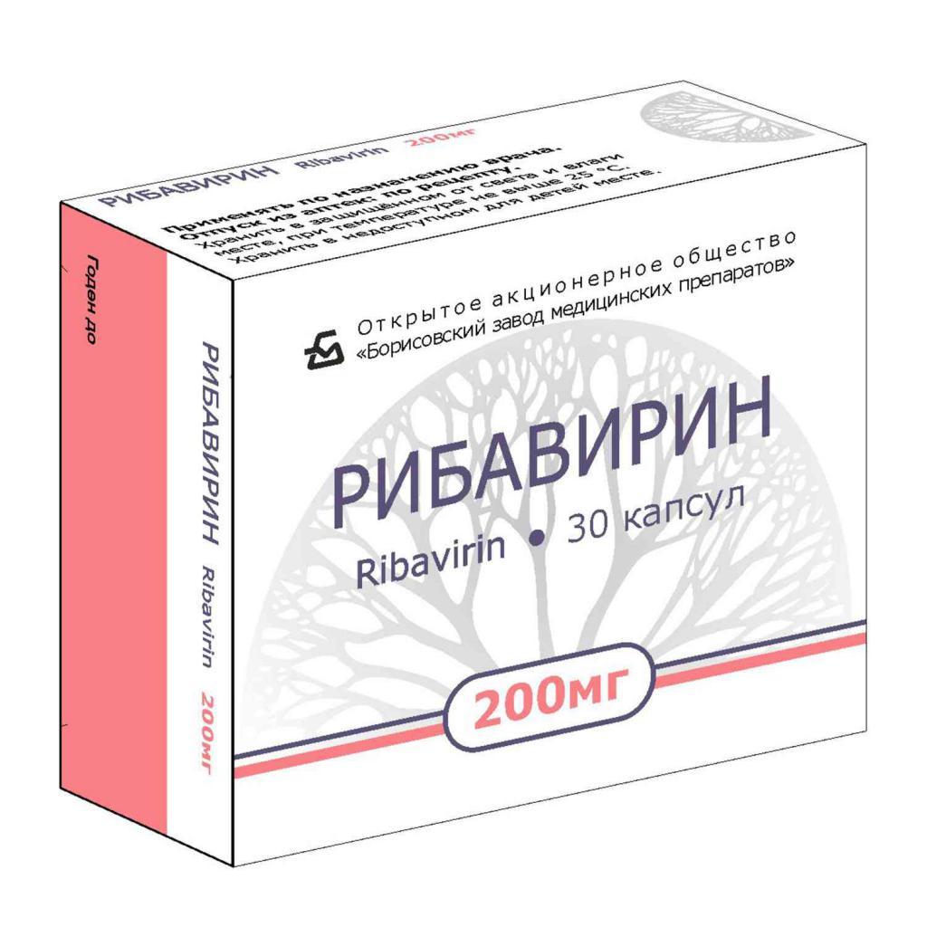 "Drug ""Ribavirin"""