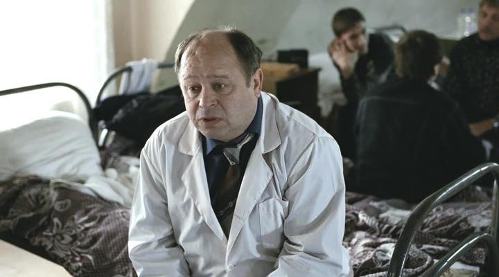 """Vladimir Ilyin in the """"Chamber number 6"""""""
