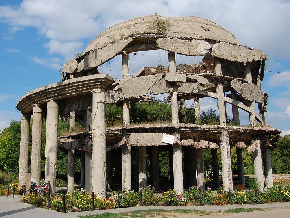 Voronezh rotunda