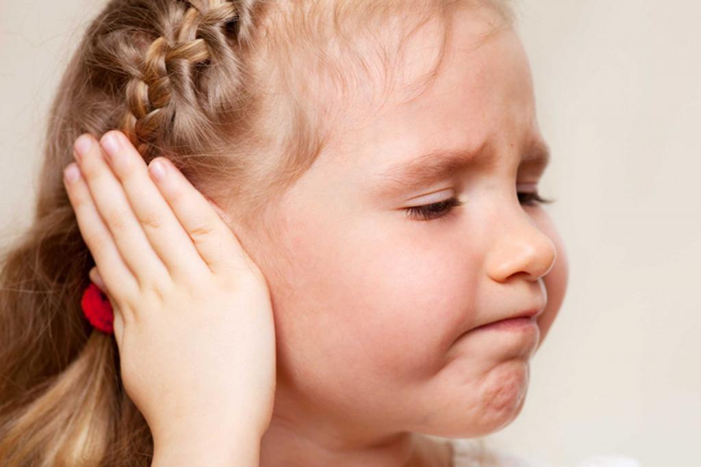 hemophilus bacillus in the child's pharynx treatment
