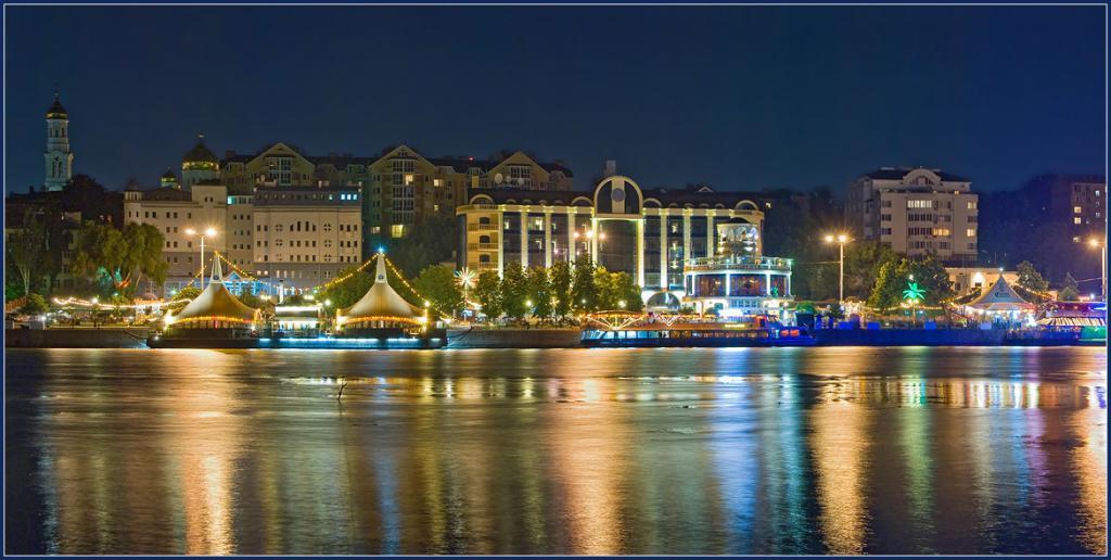 Embankment of Rostov
