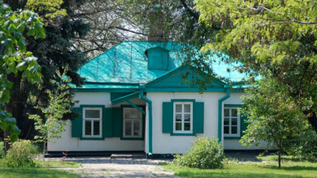 Chekhov's house. Taganrog