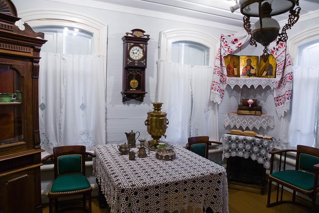 Cossack hut. Volgodonsk