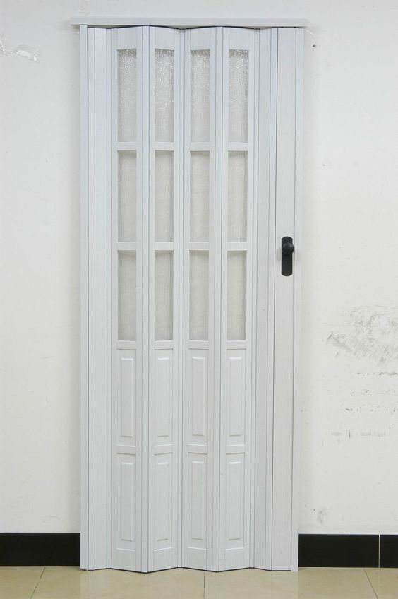 Interior plastic doors photos