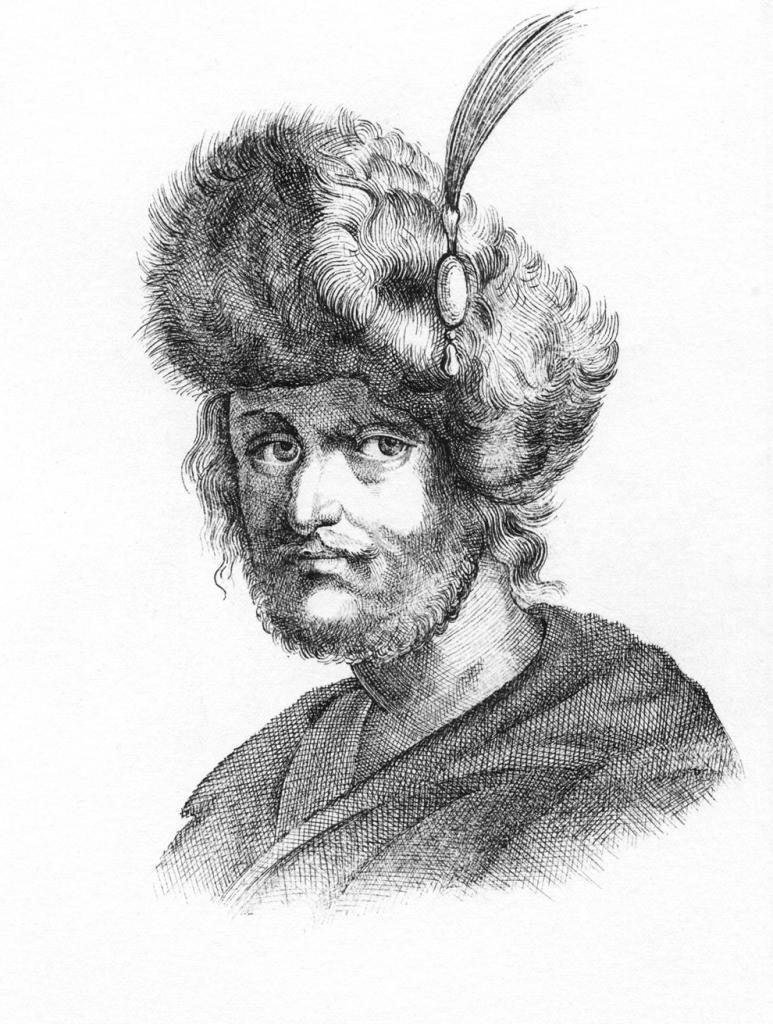 False Dmitry - who is he?