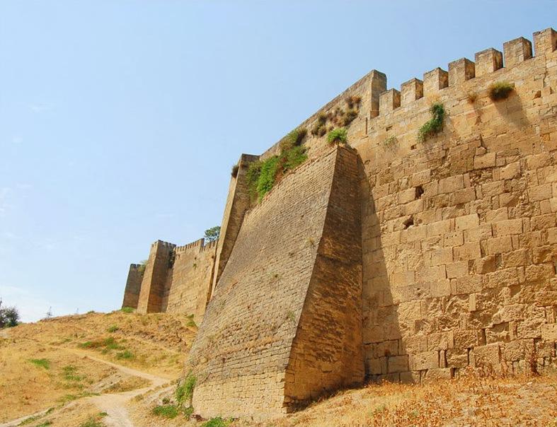wall of derbent