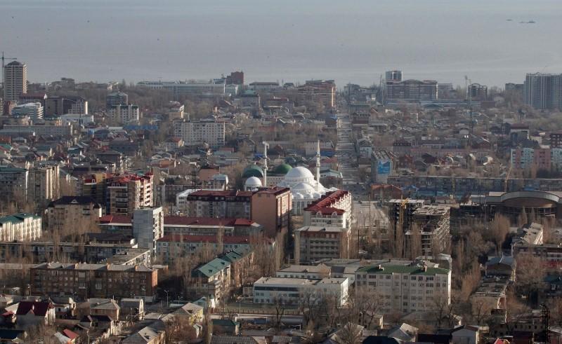 Makhachkala city