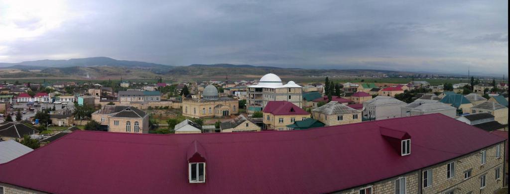 Dagestan Fires