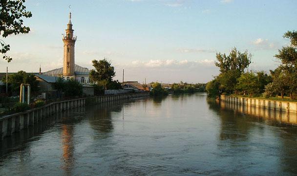 Kizlyar city
