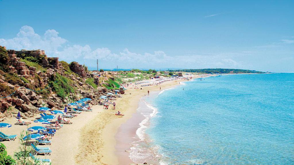 пляжи сиде турция фото сон может