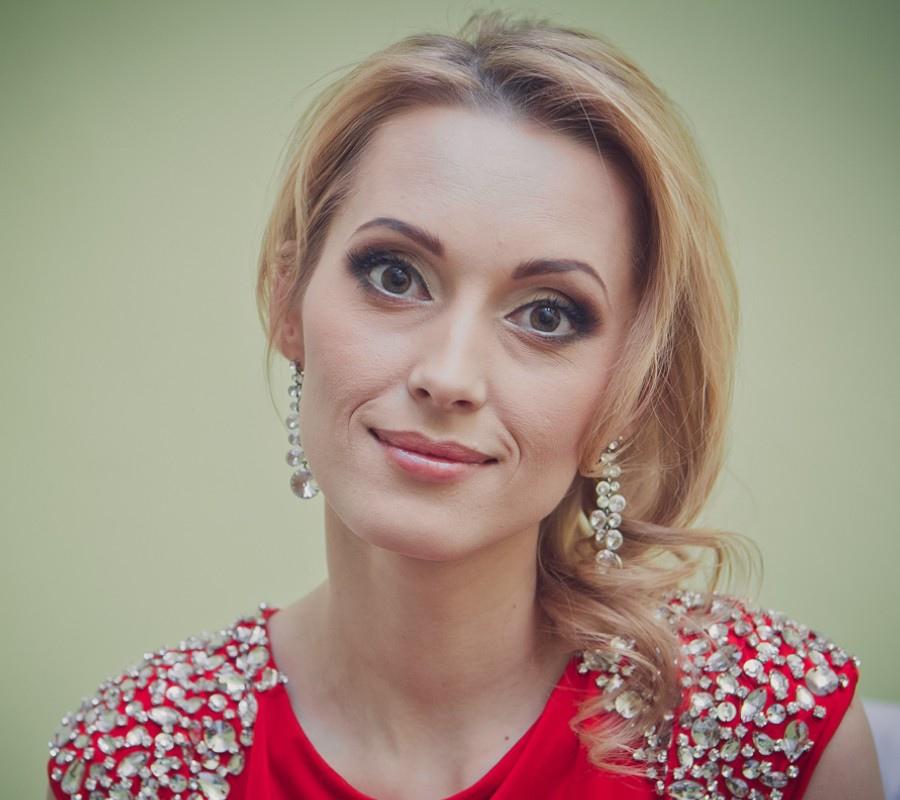 Aida Nikolaichuk on the show