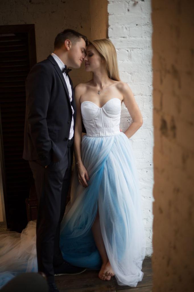 Aida Nikolaichuk's wedding
