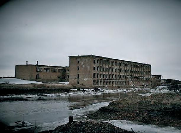 Industrial settlement