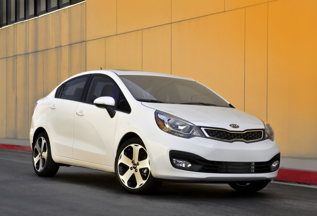 kia rio reviews of the owners