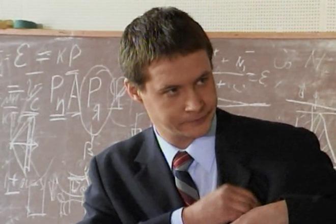 "Alexander Makogon in the series ""Code of Honor"""