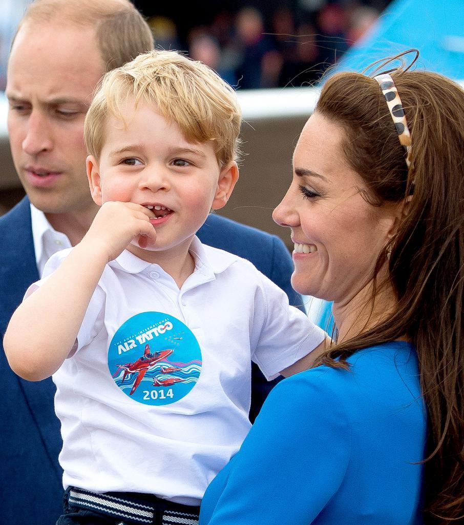 Герцогиня Кейт Миддлтон: рост, вес и параметры идеальной принцессы