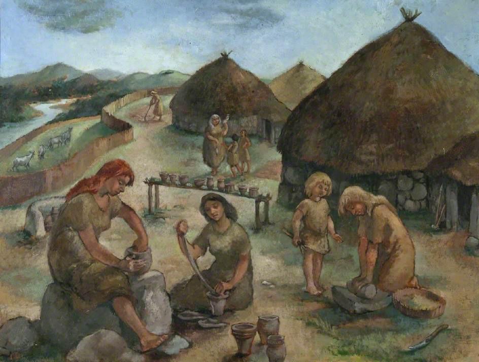 ancient settlement