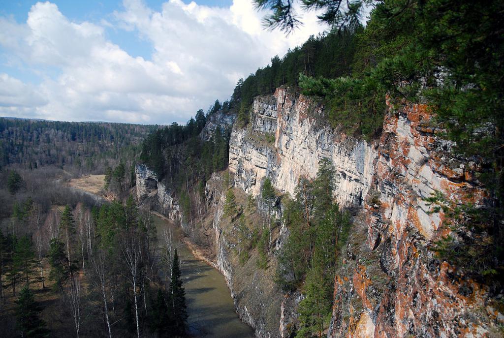 Игнатьевская пещера Челябинская