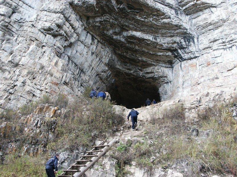 Игнатьевская пещера где