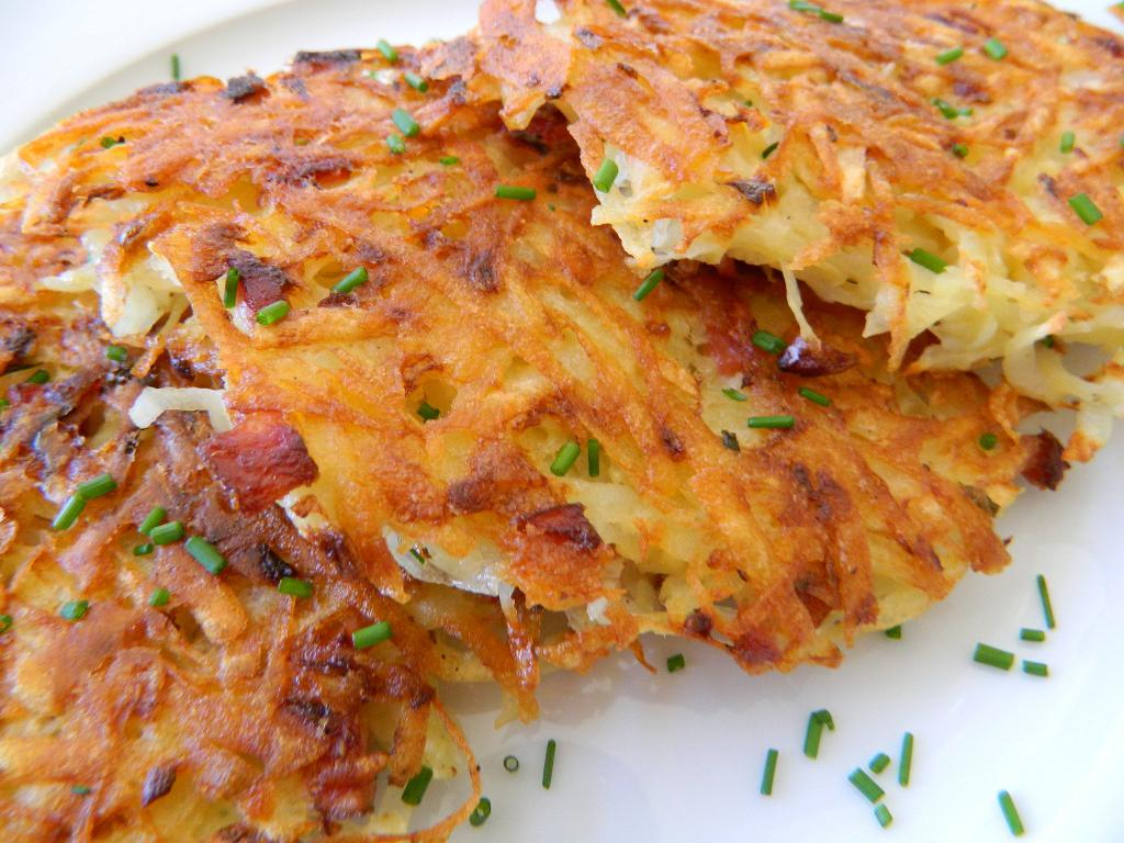 pancakes with cheese recipe
