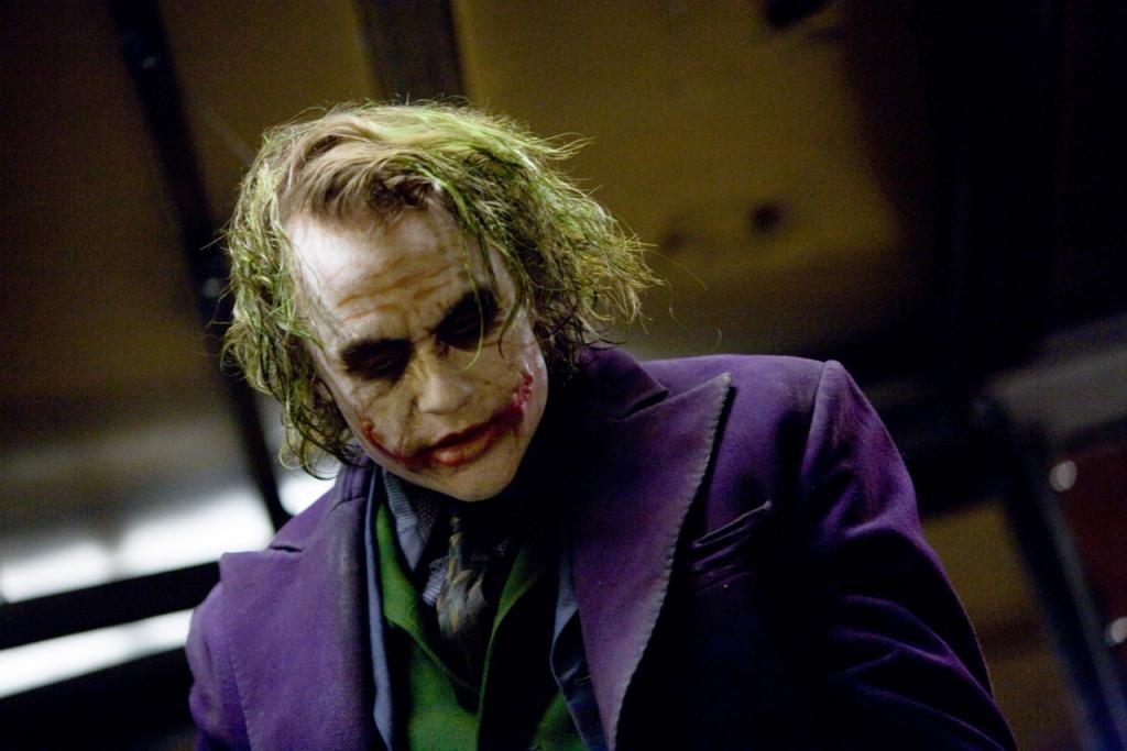 The joker as a symbol of the treacherous villain