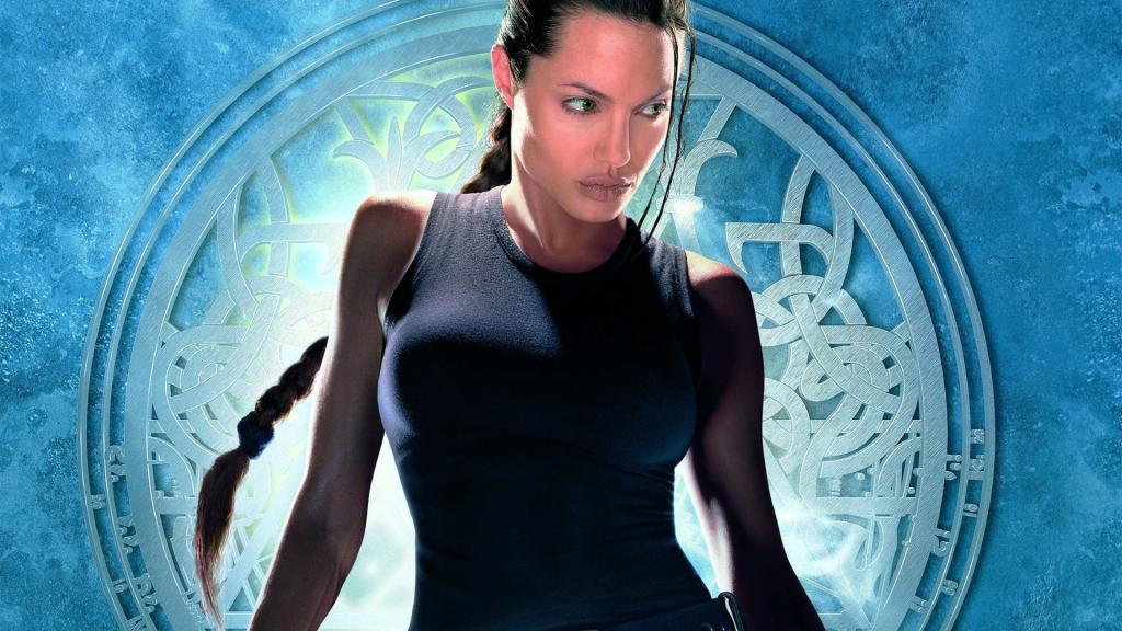the role of Lara Croft