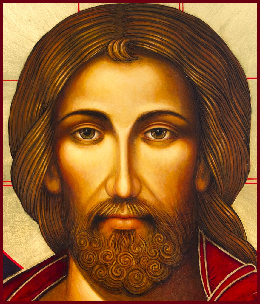 Catholic icons of Jesus Christ