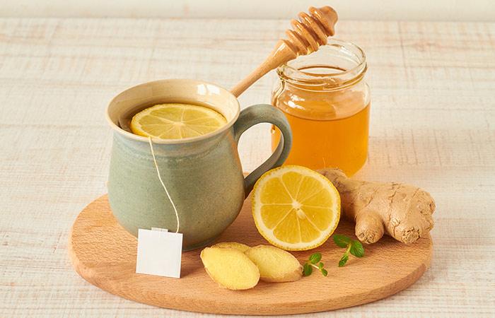 Как приготовить имбирь с медом