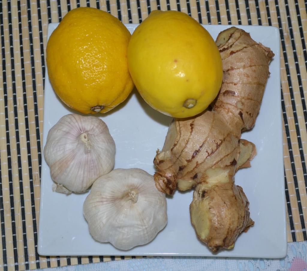 Как приготовить имбирь с лимоном и медом