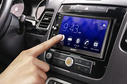 Media device for car
