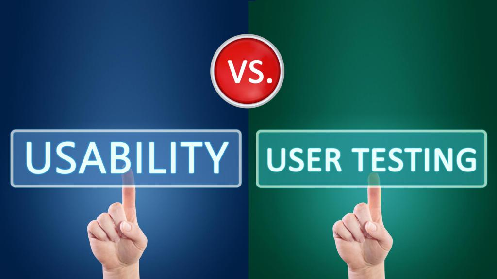to analyze the usability of the site by yourself