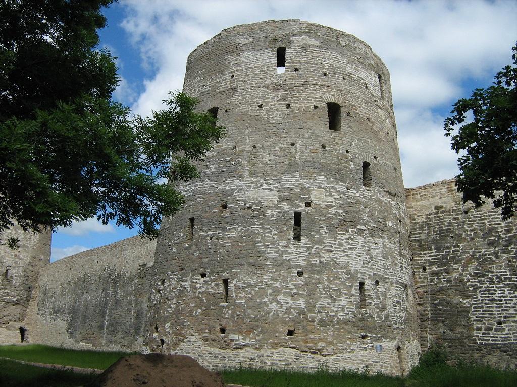 Tower Ryabinovka
