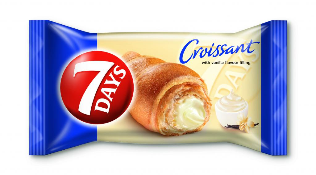Big croissant