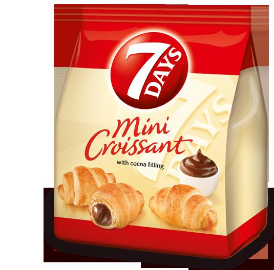 A pack of croissants