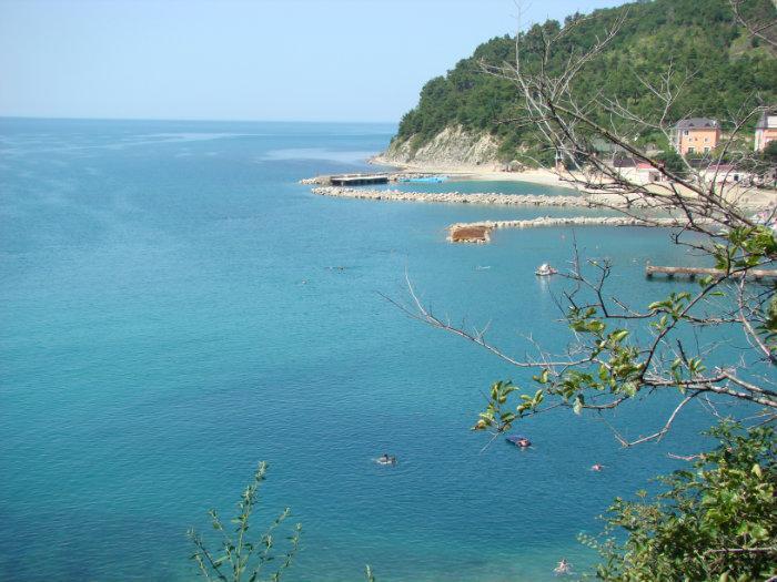 нашем голубая бухта джубга пляж фото быстро