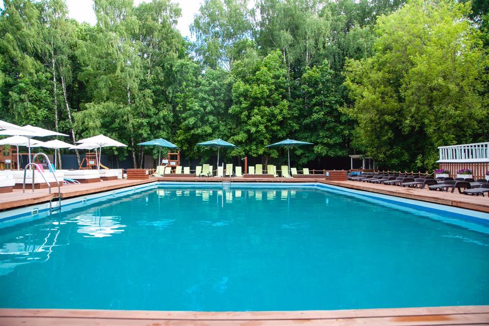 large pool Sokolniki