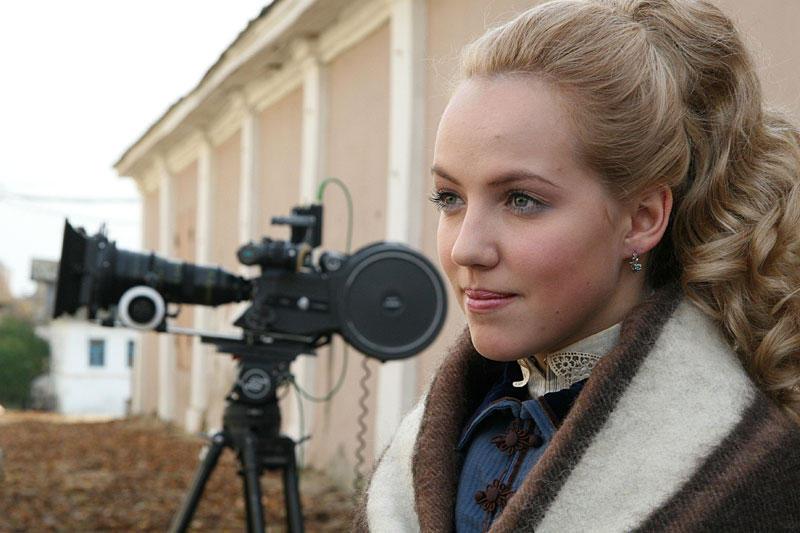 actress Galina Bob