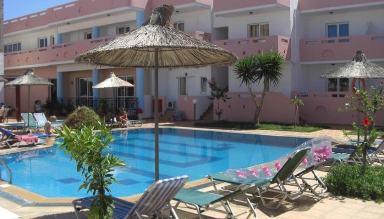 Anthoula Village Hotel 4 * Greece Analipsis