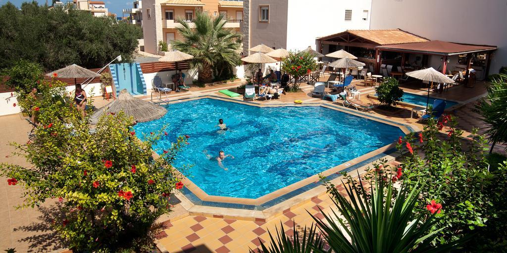 Anthoula Village 4 * Crete reviews