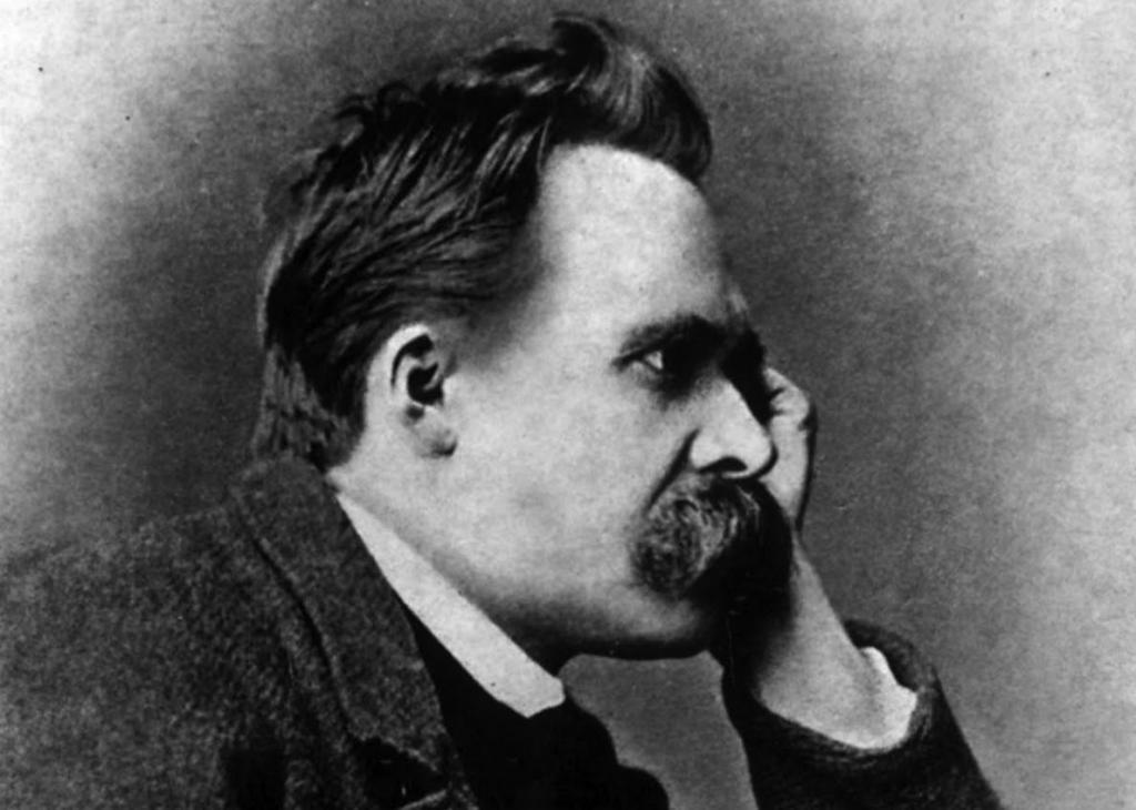 philosopher Friedrich Wilhelm Nietzsche
