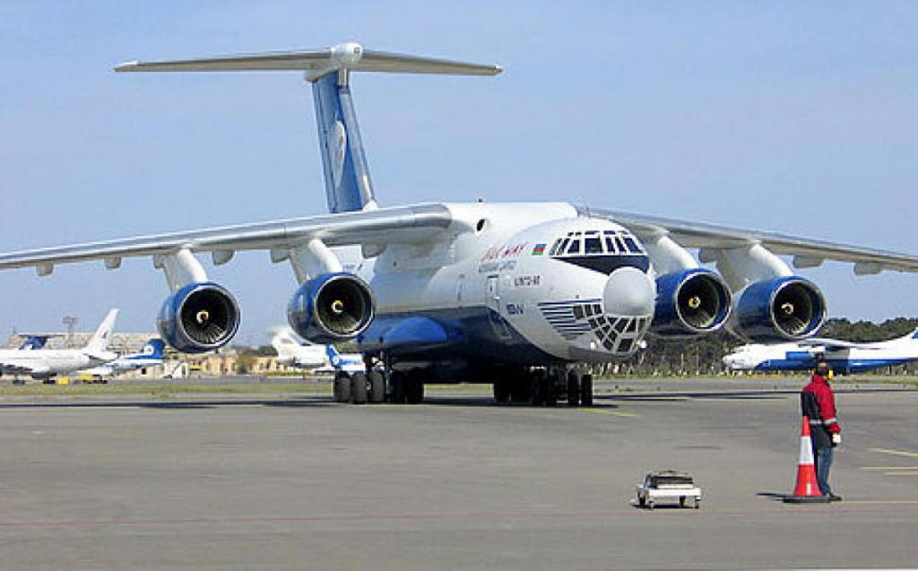 Transporter IL 76