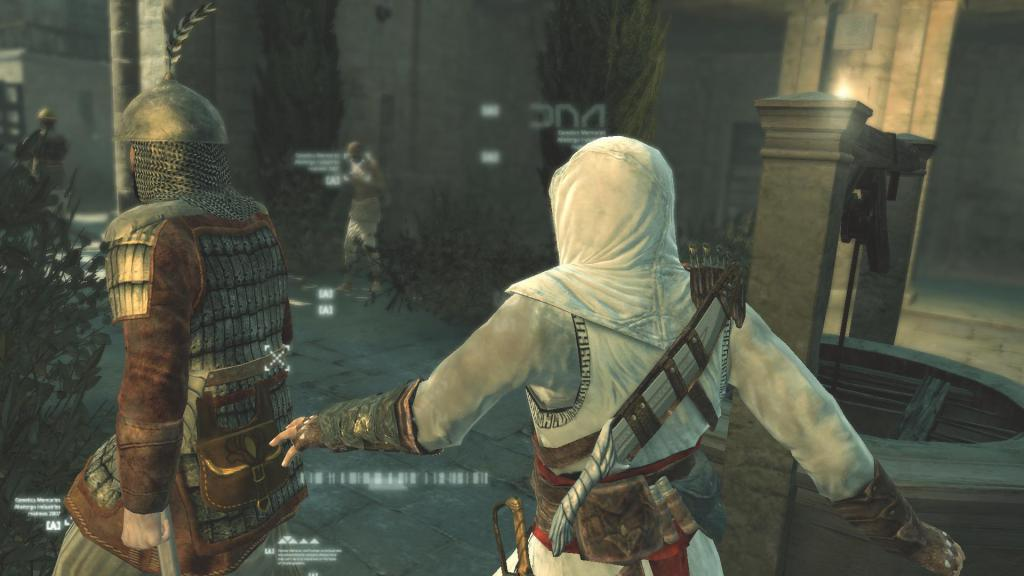 Theft in Assassins Creed
